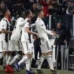 Video: Ronaldo hetrikom do siete Atlética spasil Juventus, ManCity strelil Schalke sedem gólov