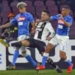 """Video: SSC Neapol v šlágri Serie A podľahol Juventusu, Hancko sedel medzi náhradníkmi """"fialiek"""""""