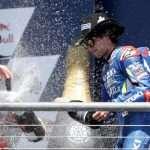 Veľkú cenu Americas v MotoGP ovládol Alex Rins na Suzuki