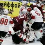Video: Švajčiarsko vedie bratislavskú skupinu MS v hokeji 2019, zdolalo aj Lotyšsko