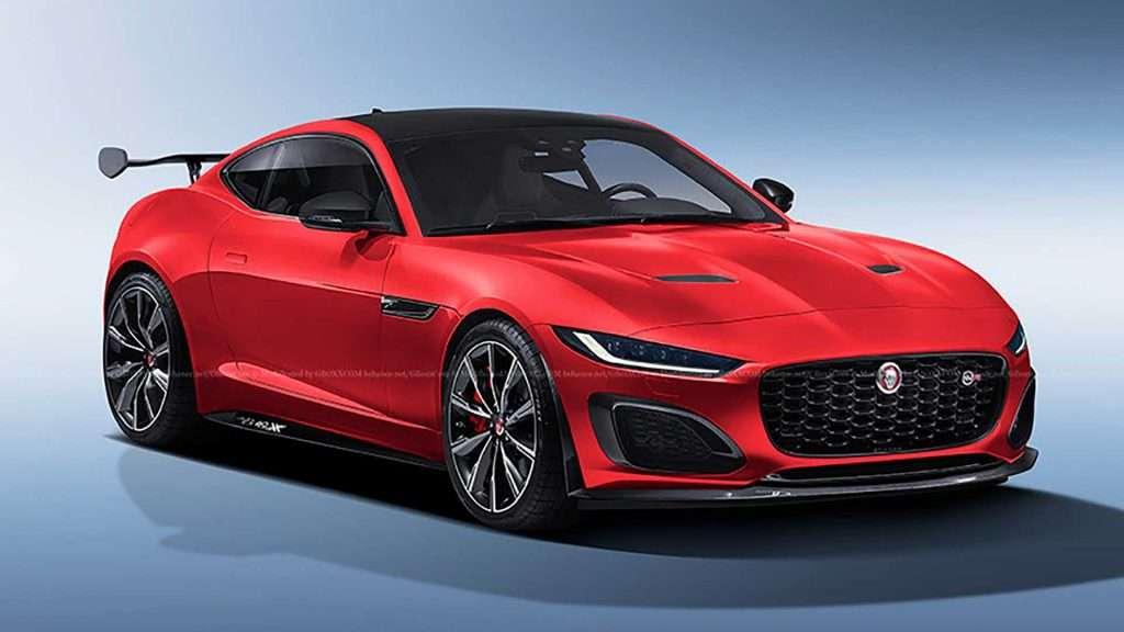 Jaguar F-Type SVR 2020