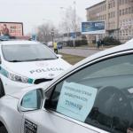 V Bratislave už štrajkujú aj taxikári