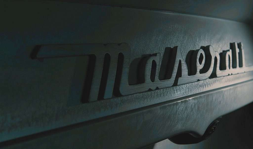 Maserati Granturismo 2021