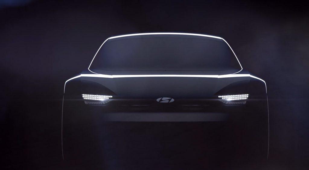 Hyundai EV Prophecy