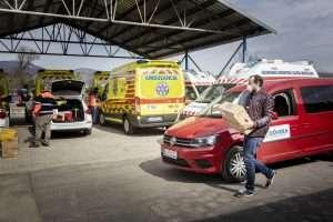 Dôvera dala nemocniciam azáchranárom respirátory za viac ako 100-tisíc eur