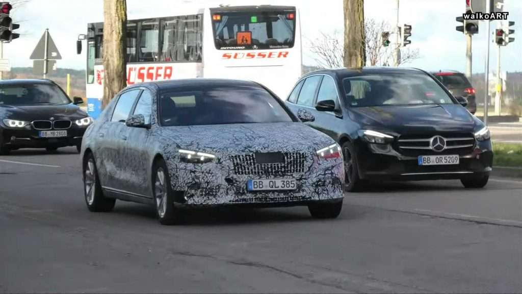 Mercedes-Maybach S 2021