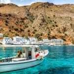 Pri južnom pobreží gréckeho ostrova Kréta zaznamenali silné zemetrasenie