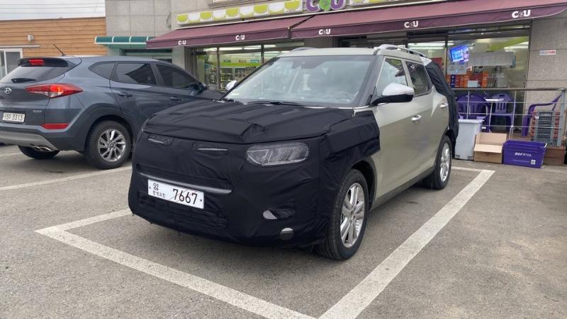 Ssangyong XLV 2021
