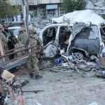 Pri samovražednom útoku Talibanu zahynulo najmenej osem vojakov