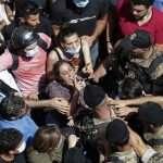 Bomba? Libanonský prezident pripúšťa zásah zvonka