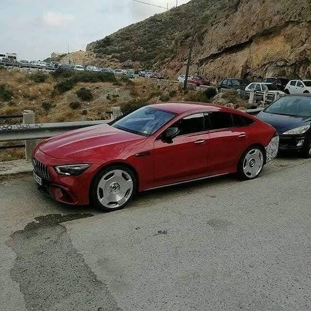 Mercedes-AMG GT 73 4-Door Coupe