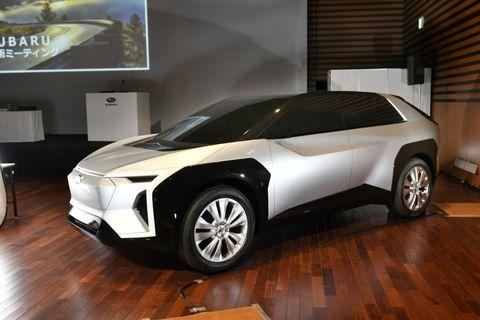 Subaru 2021