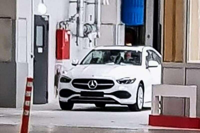 Mercedes C W206