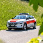 Hyundai dodáva prvé vodíkové nákladné vozidlá XCIENT do Švajčiarska.