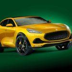 Lotus Lambda plánuje konkurovať Porsche Cayenne alebo BMW X6.