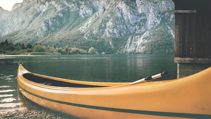 Bohinjské jazero, Bohinj