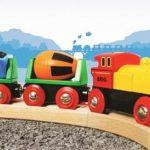 Najlepšie drevené vláčiky, ktoré si deti zamilujú