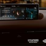 Nové vozidlá Hyundai a Kia dostanú informačný systém NVIDIA Drive.