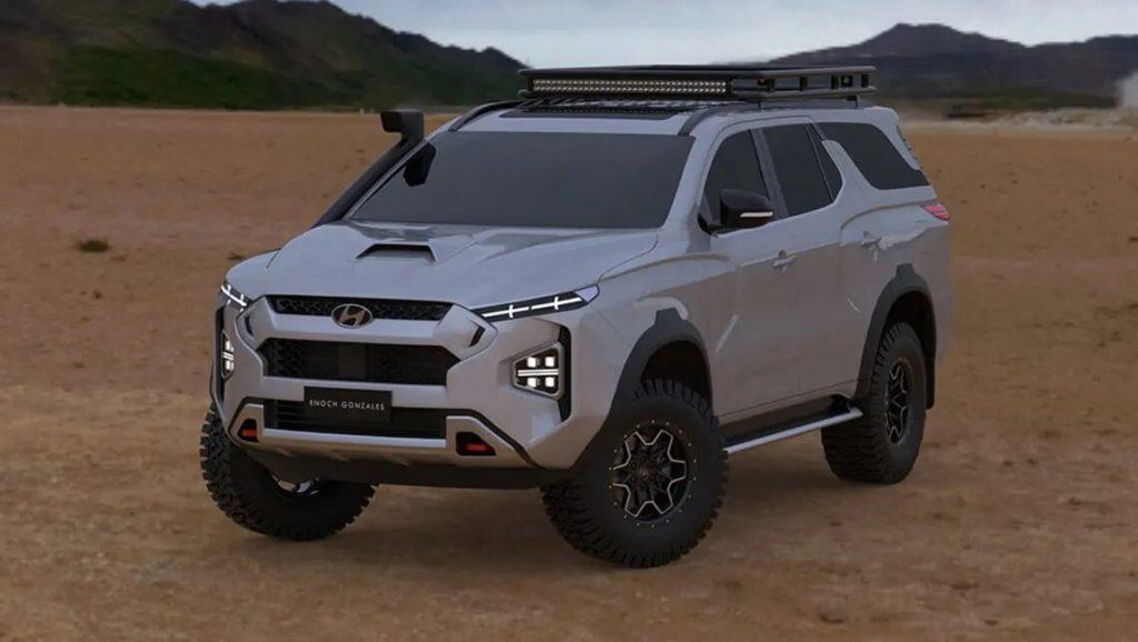 Hyundai Off-road