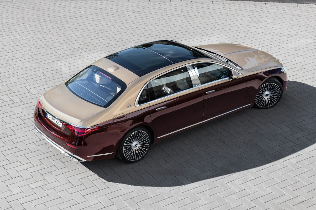 Mercedes-Maybach S-Klasse X223