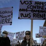 Na proteste proti bezpečnostnému zákonu zadržali v Paríži vyše 140 ľudí