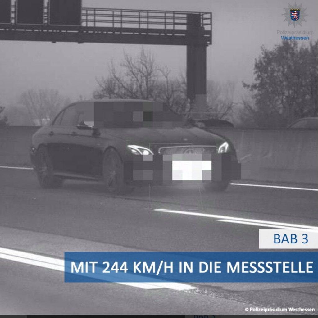 Mercedes-AMG E53 Autobahn