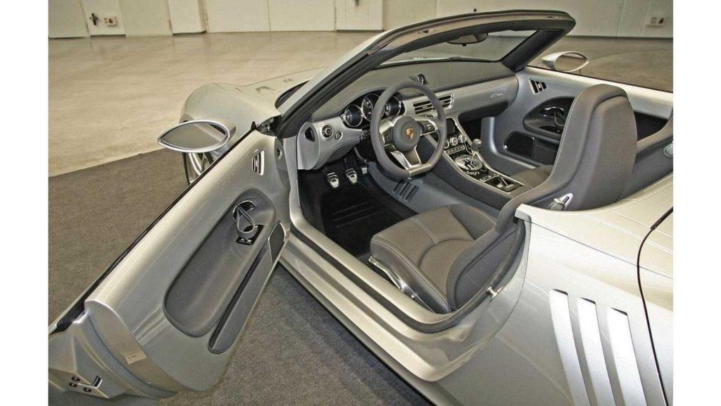 Porsche 550 One
