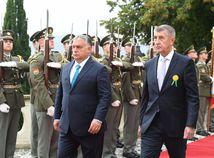 babiš orbán