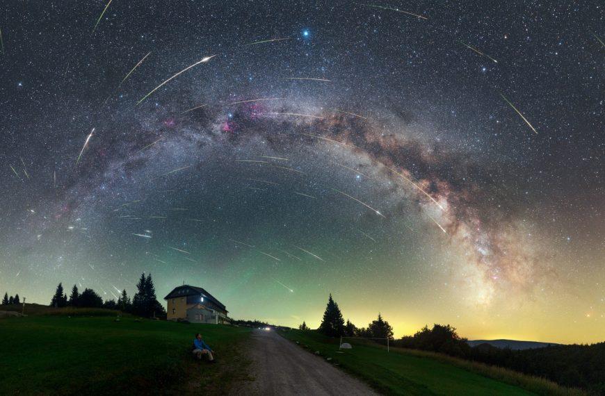 Kde sa dá priblížiť ku hviezdam? VNárodnom parku Poloniny nájdete Park tmavej oblohy, najtmavšie miesto na Slovensku.