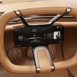 Hyundai vyvíja volant s displejom uprostred.